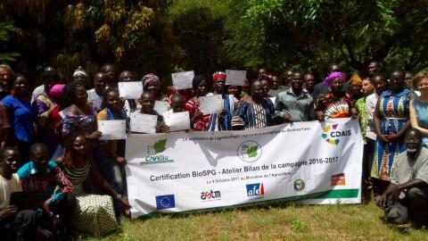 Yelemani reçoit la certification du Conseil National de l'Agriculture Biologique (CNABio)